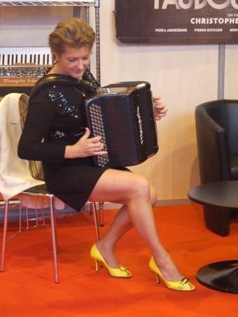 Danielle pauly en quelques photos for Salon musique paris